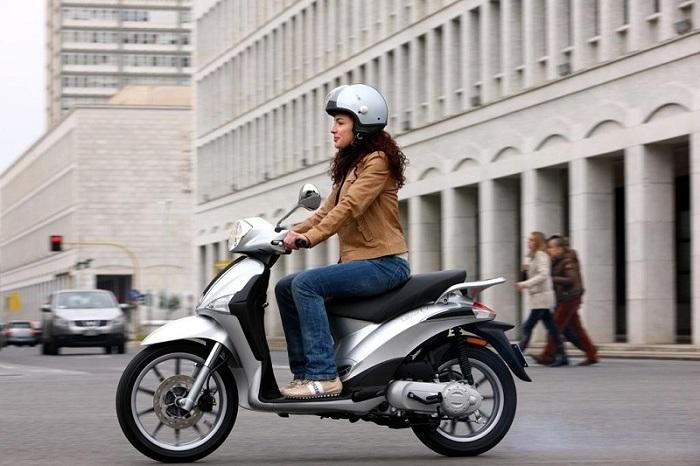 Piaggio Liberty: Quite not the Vespa - Zigwheels Forum