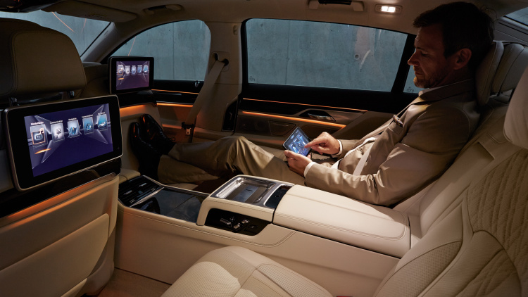 Click Image For Larger Version Name Bmw 7 Series Interior Colors Views