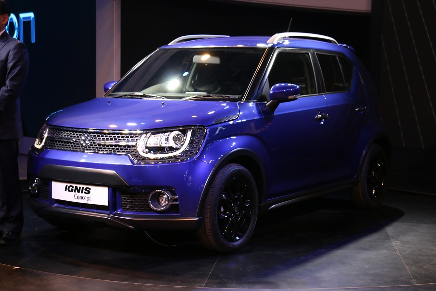maruti suzuki ignis to be launched during diwali zigwheels forum. Black Bedroom Furniture Sets. Home Design Ideas