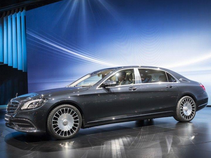 Mercedes-Benz Maybach Facelift