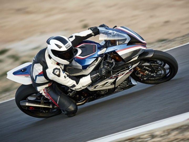 BMW HP4 Race 1