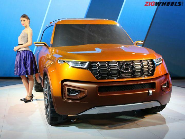 KIA SUV for India